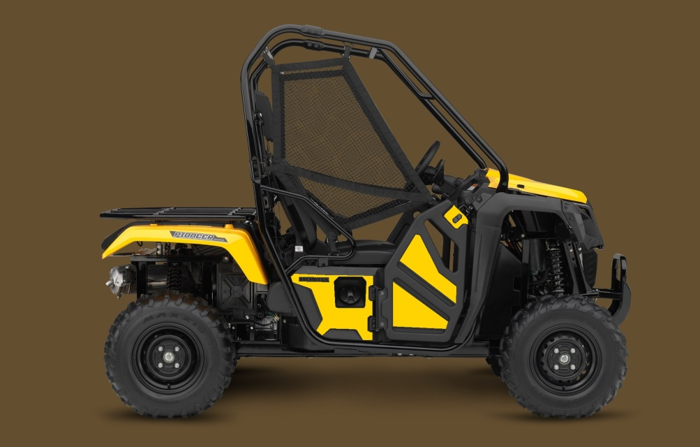 Honda Pioneer 500 Graphic Kits Are Now Available Honda Pioneer Forum